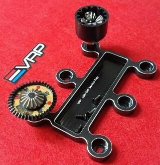 VRP 1/10 Diff Service Tray (Black)