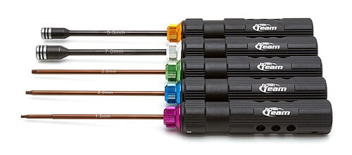 FT Hex/Nut Driver Tool Set, 5pc.