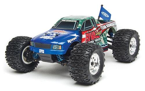 Rival Mini Monster Truck Ready-To-Run