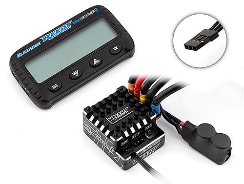 Blackbox 510R Competition ESC w/PROgrammer 2
