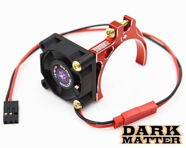 Dark Matter Transformer Single Fan Mount(36mm) FAN NOT INCLUDED