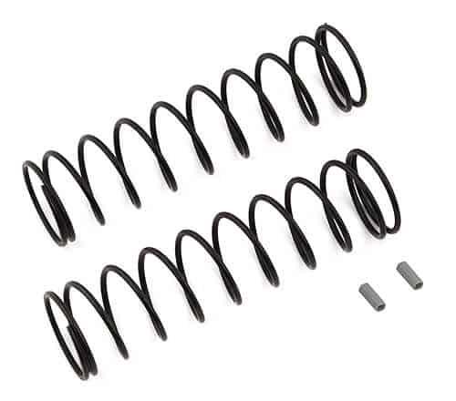 Rear Springs V2, gray, 4.2 lb/in, L86, 10.75T, 1.6D
