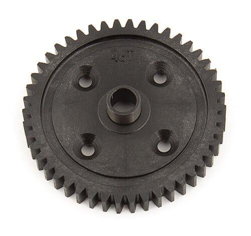 RC8B3.1e Spur Gear, 46T Mod 1P