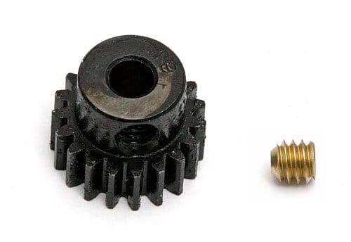 19 Tooth, Precision Machined 48 pitch Pinion Gear