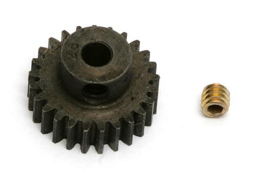 Precision Machined Pinion Gear, 25T 48P