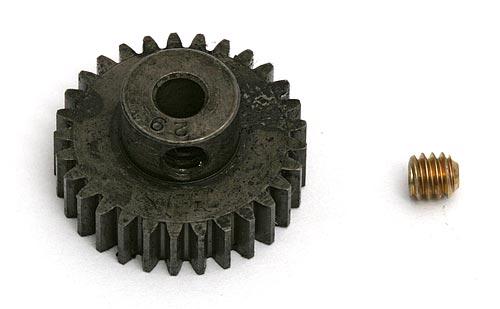 Precision Machined Pinion Gear, 29T 48P