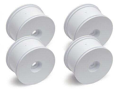 LPR Truggy Wheels, white