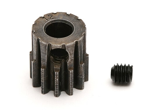 Pinion Gear, 12 Tooth 32P (5mm shaft)