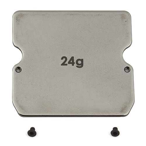 B6 FT Steel Chassis Weight, 24g