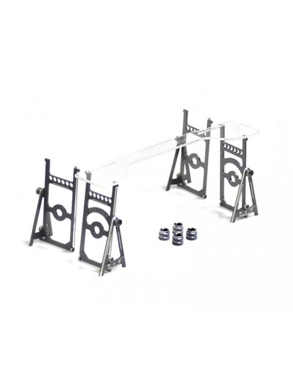 Set-Up System For 1/8 Off-Road & Truggy Cars
