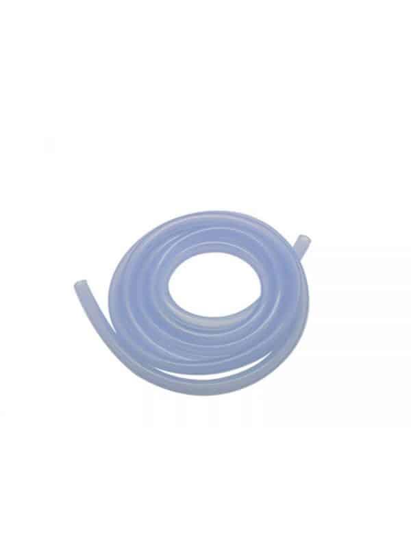 Silicone Tube – Fluorescent blue (100cm)