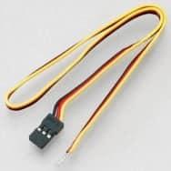Servo Wire Male JR or FUTABA 26AWG L=100mm