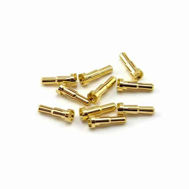 4mm and 5mm Bullet Plug 10 pcs/bag (10pcs)