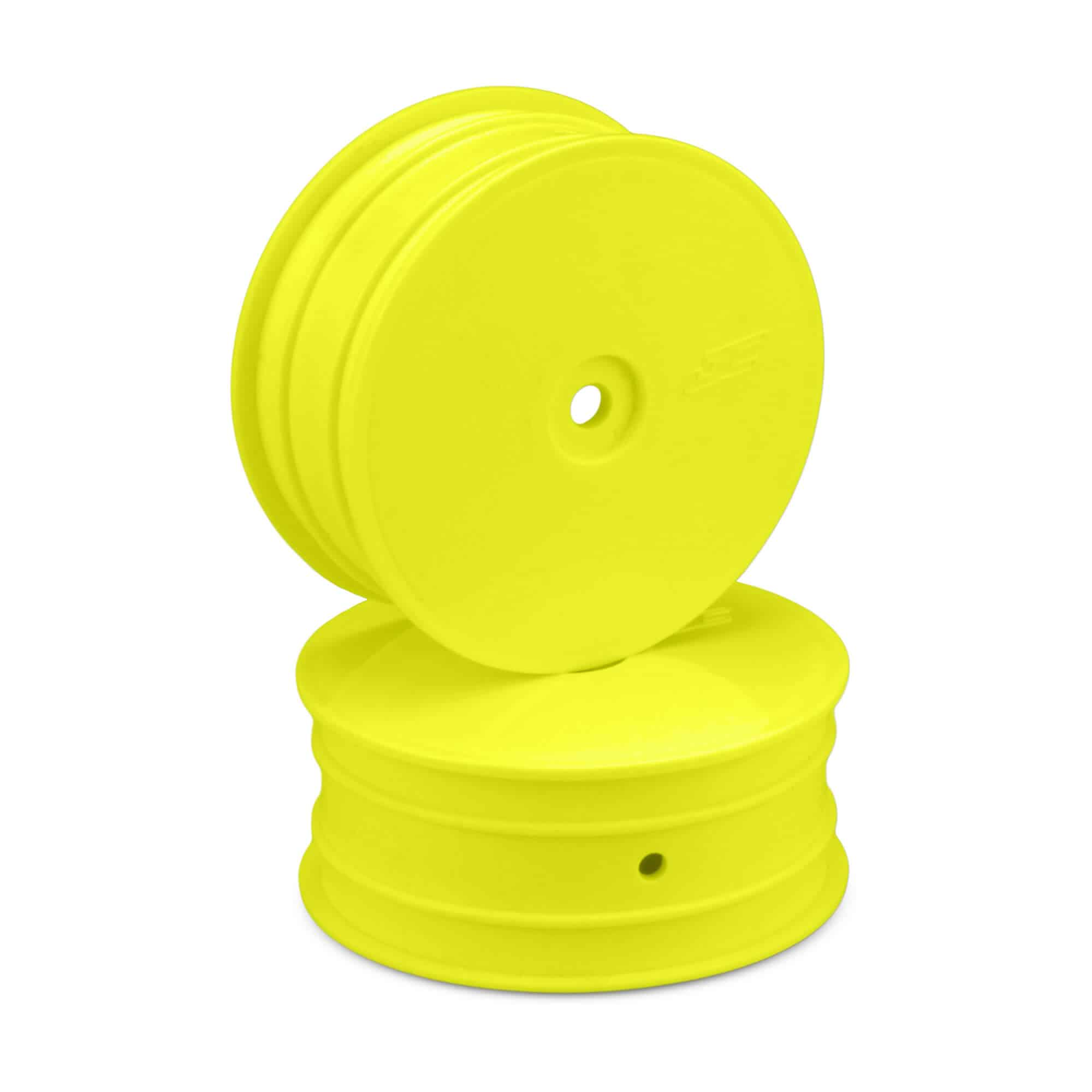 """MONO – TLR 22-4 – 2.2"""" FRONT WHEEL (Yellow)"""