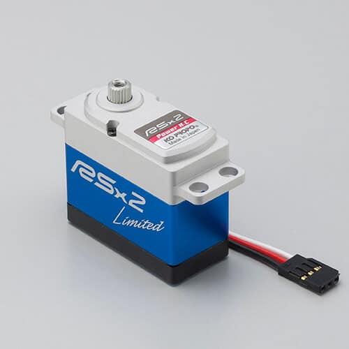RSx2 Power HC Limited Blue Version