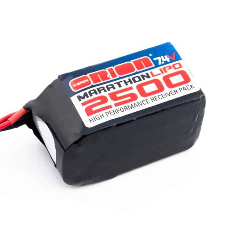 Marathon 2500 LiPo 7,4V Hump
