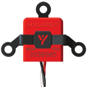 """MYLAPS RC4 """"3-Wire"""" Direct Powered Personal Transponder"""