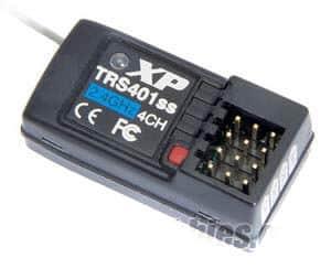 Team Associated XP TRS401-SS 2.4GHz 4CH Receiver
