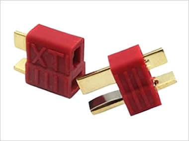 Deans Ultra Style 'XT' Power Connector – 3 PAIRS