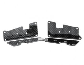 Hot Bodies D413 Carbon Arm Inserts | 1.5mm | Set