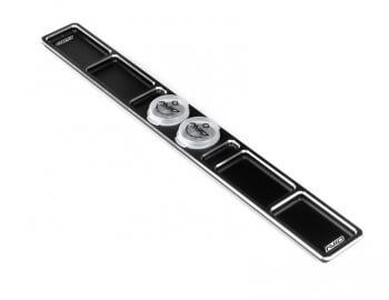 Aluminum Parts Tray | 335x40mm