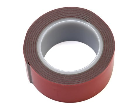 ProTek RC Grey High Tack Double Sided Tape Roll (1×40″)