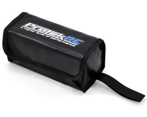 "ProTek RC ""Flak Jacket"" Flame Resistant LiPo Polymer Charging Bag (16×6.5x7cm)"