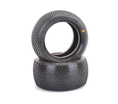 Mini Pin 1 – Rear – 1/10 – Yellow-pr