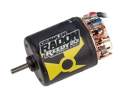 Reedy Radon 2 Crawler 20T 5-Slot 1500kV Brushed 540 Motor