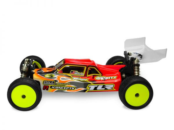SILENCER – TLR 22-4 BODY W/ 6.5″ WING