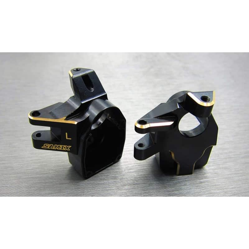 SCX10-3 / Capra brass knuckle