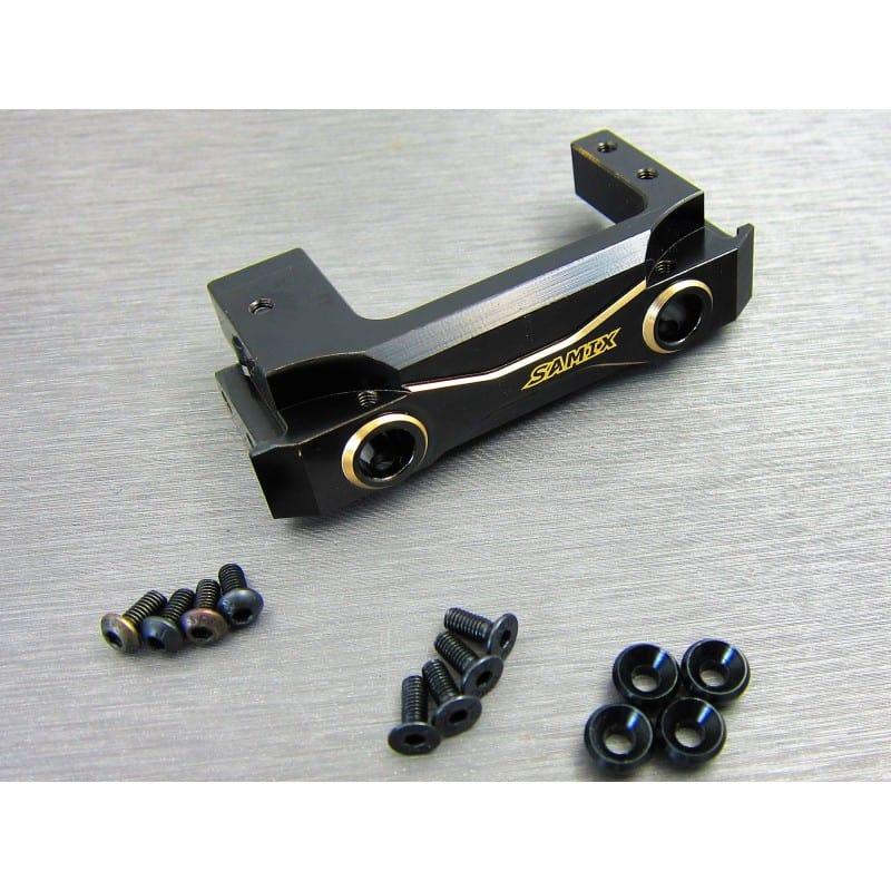 Enduro front brass bumper mount (with adjustable servo mount)