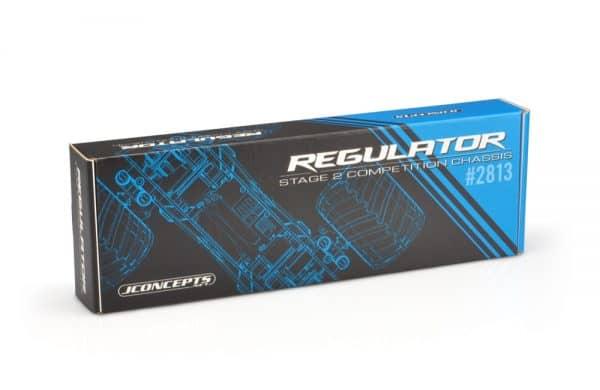 REGULATOR CHASSIS CONVERSION KIT, FITS – CLOD BUSTER