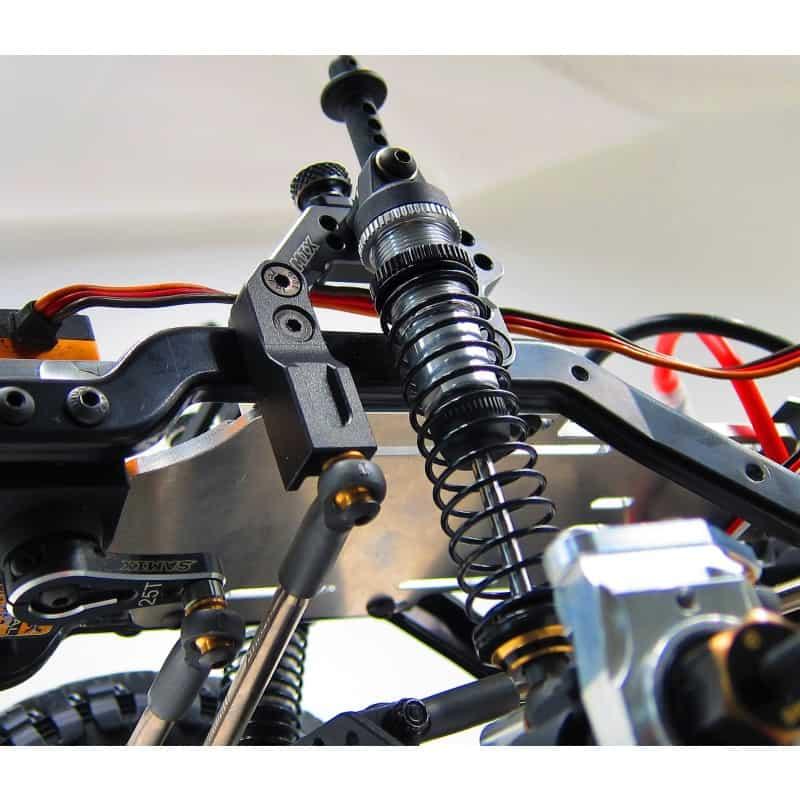 Enduro Alum. front shock plate GM