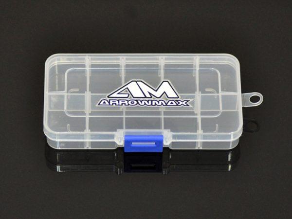 10-Compartment Parts Box (132 X 68 X 22mm)