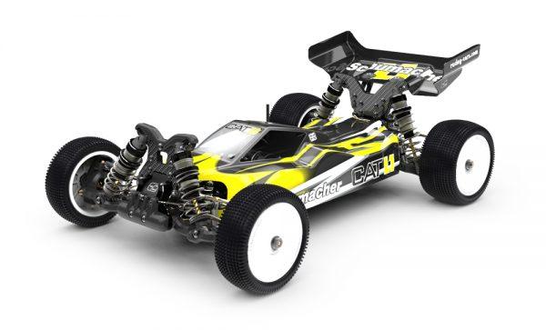 Schumacher CAT L1 1/10th Competition 4WD