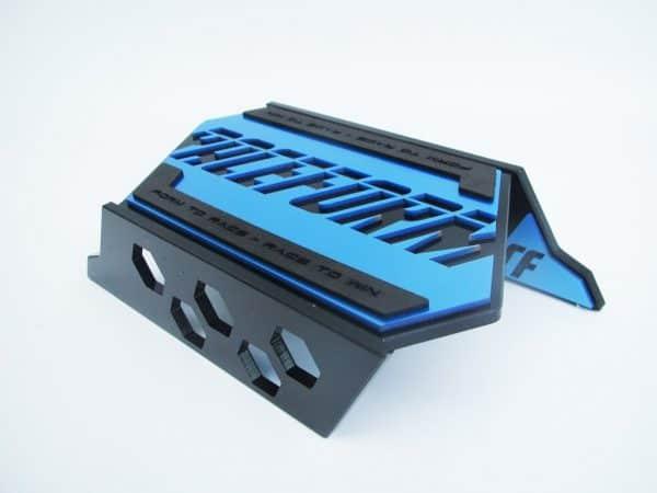 LAZER CAR STAND – BLUE
