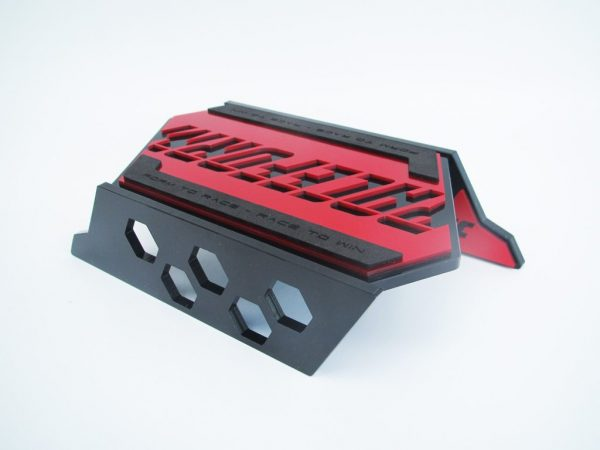 LAZER CAR STAND – RED