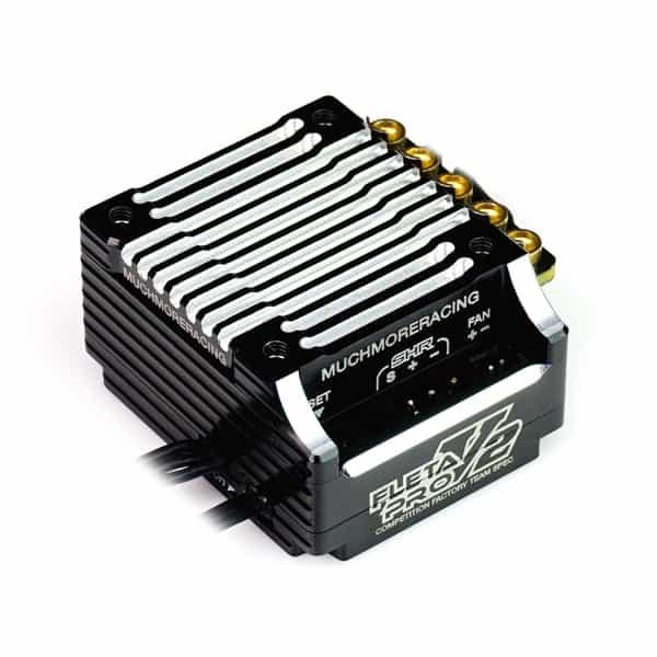 FLETA PRO V2 Brushless ESC Black