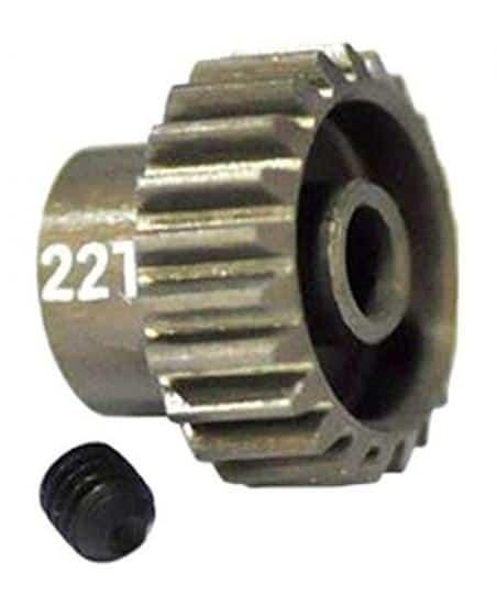 Pinion Gear 48P 22T 7075 Hard