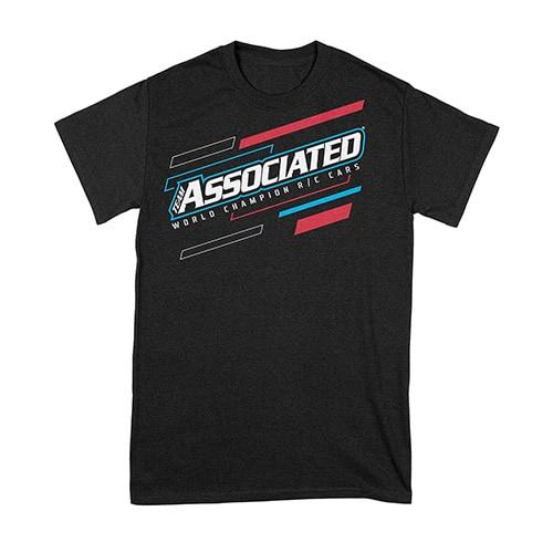 Team Associated WC21 T-Shirt, black, L