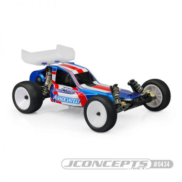 PROTECTOR – RC10 BODY