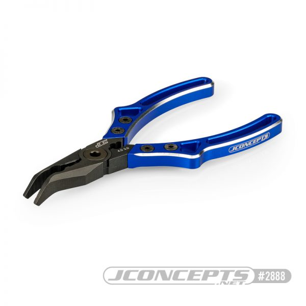 CURVED PLIERS | SIDE CUTTER | SHOCK SHAFT PINCHER